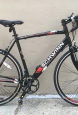 Schwinn Schwinn Phocus 1400 Road Bicycle, 22 Inches, 2017, Black