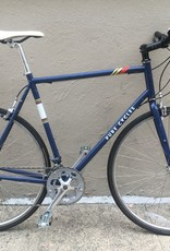 Pure Cycles Pure Cycles, Road, Blue, 24 Inches