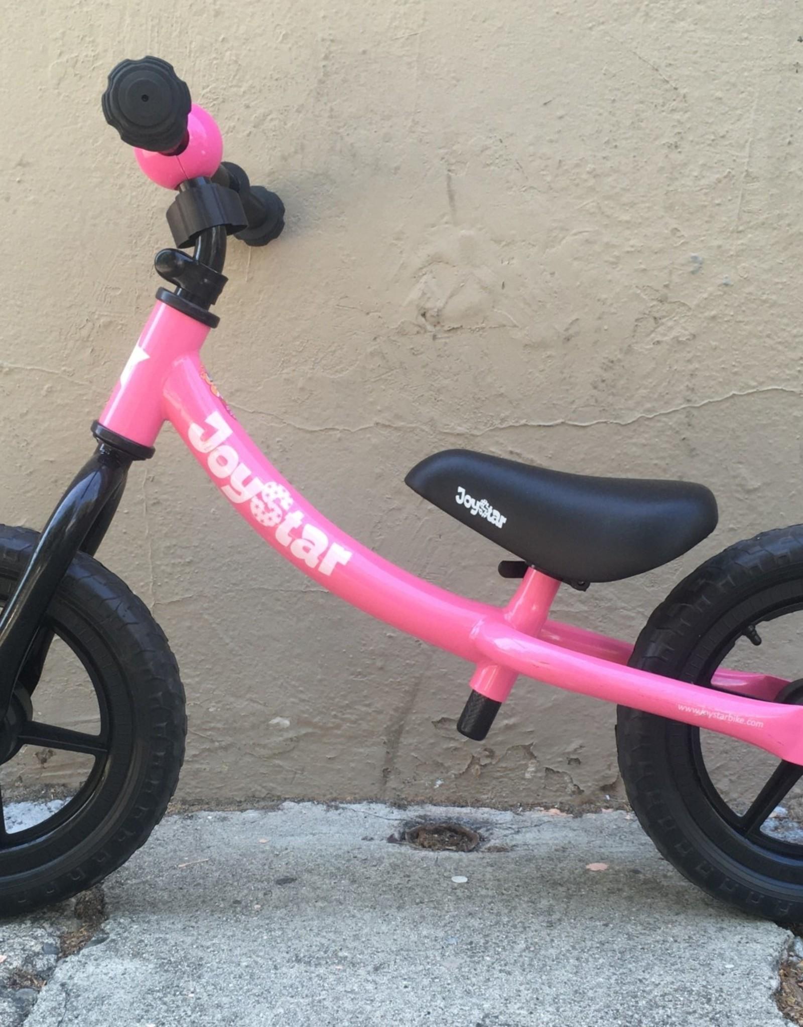 Joystar Joystar Balance Bike, 12 Inch wheels, Pink