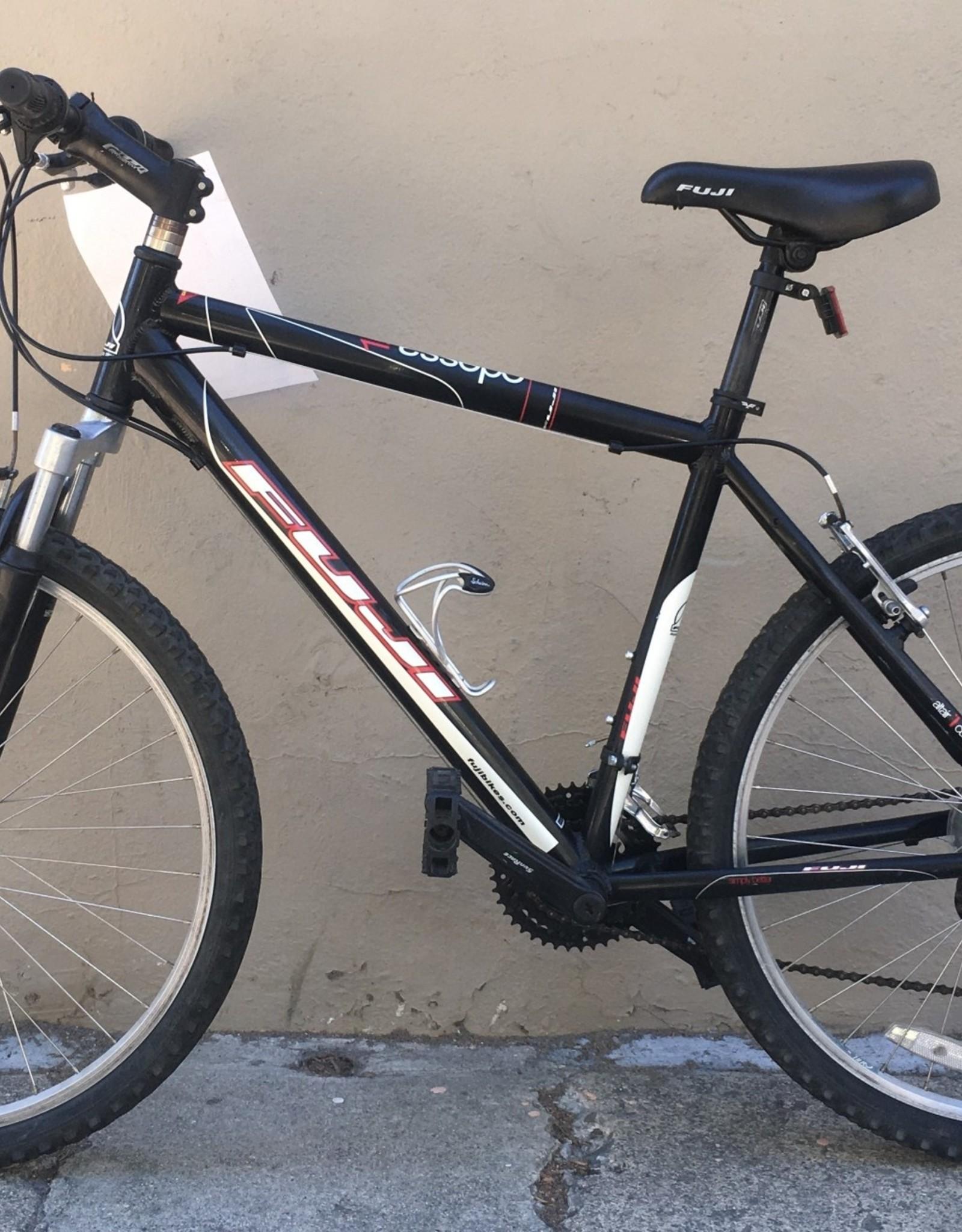 Fuji Fuji Odessa 1.0 Hybrid, Black, 19 Inches, 2009
