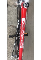 Masi Masi Evoluzione Red Triathlon Road, 62 cm, 2011, Black/Red