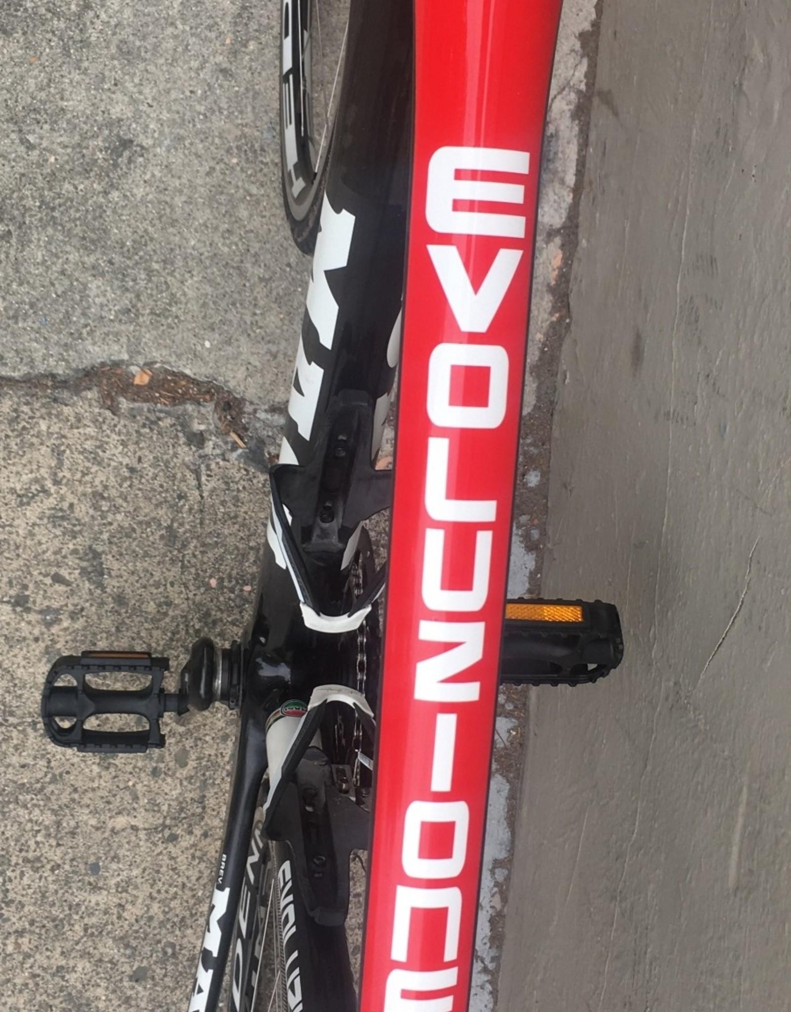 Masi Masi Evoluzione Triathlon Road, 62 cm, 2011, Black/Red