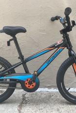 Specialized Specialized Hotrock Youth, Black/Blue/Orange, 16in Wheel