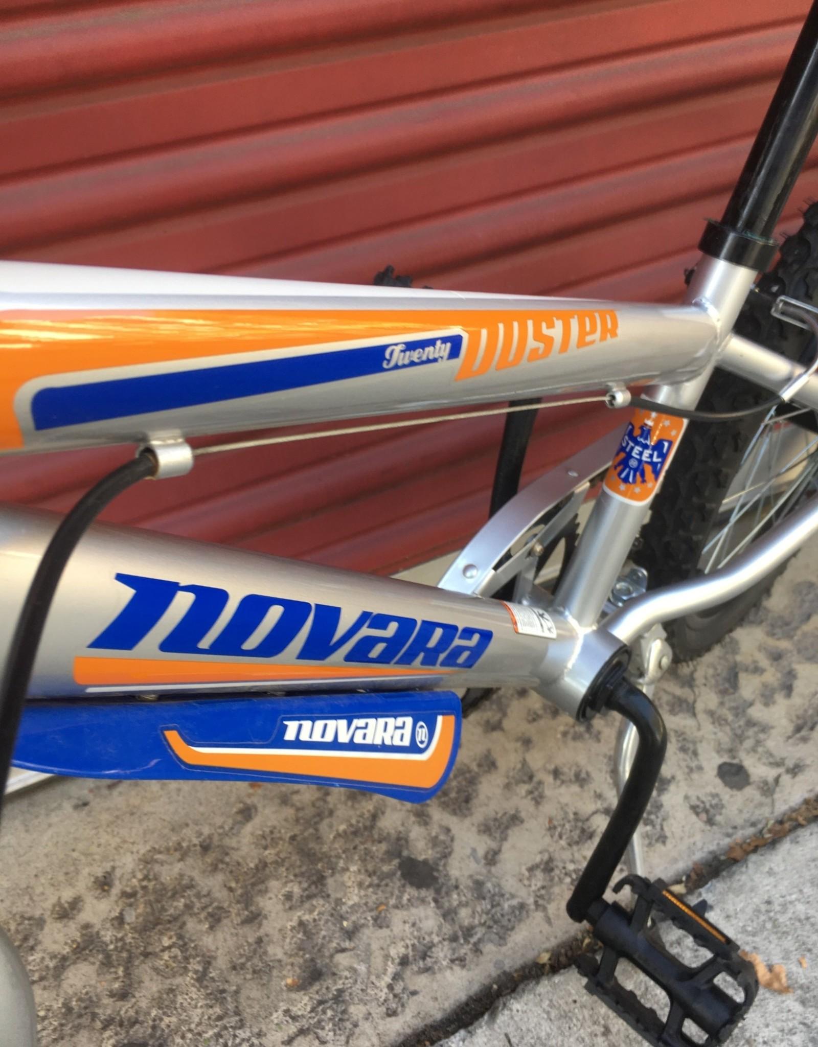 Novara Novara Duster 20 Youth, 2015, 10.5 Inches, Gray