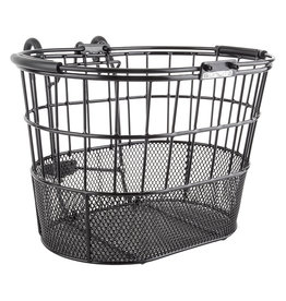 SUNLITE Sunlight Lift-Off Wire/Mesh Oval Basket