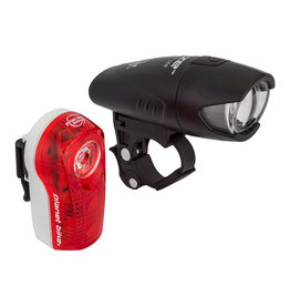 PLANET BIKE Blaze Super Flash Combo Light Set