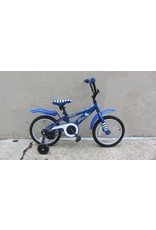 Performance Performance Bikes Thrasher Ahoy Matey Youth,  16 Inch Wheel, Blue