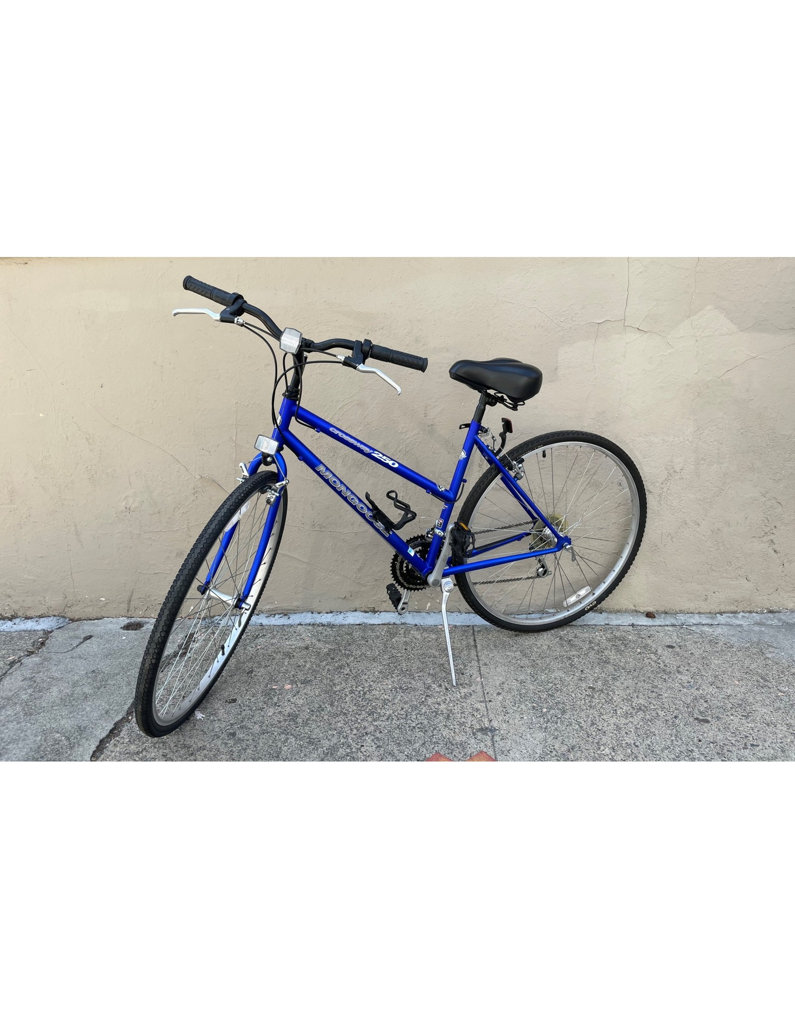 Mongoose Mongoose Crossway 250 Vintage, 1997, Blue, 19 Inches