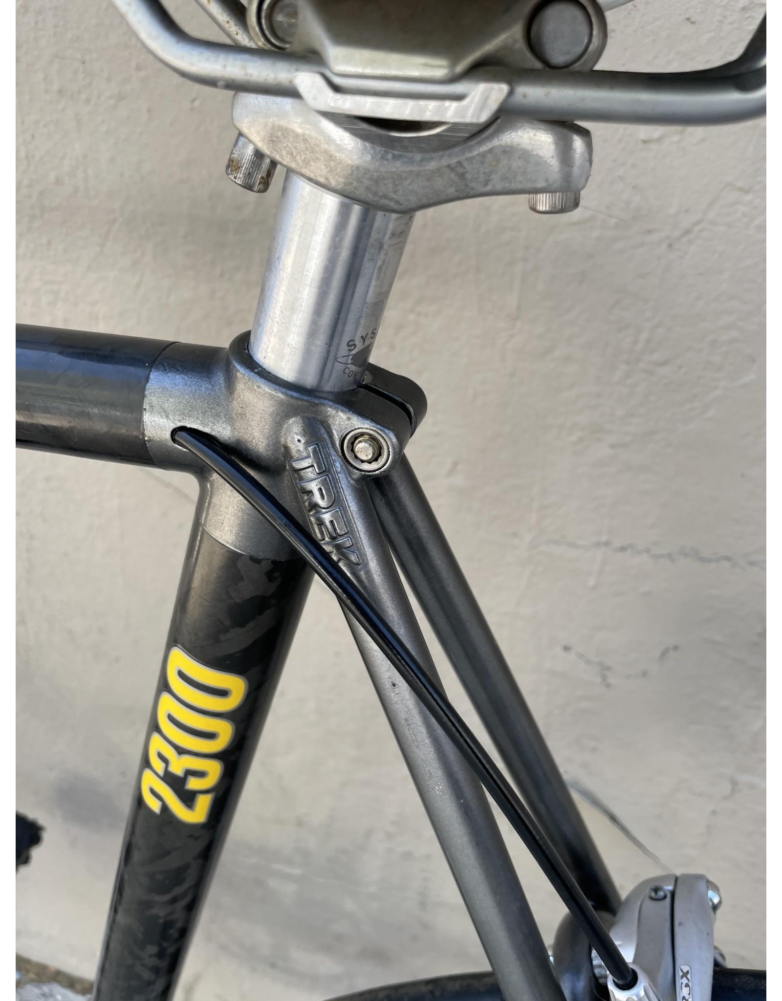 Trek Trek ZX 2300 Carbon Series Vintage, 1996, Carbon,  62cm