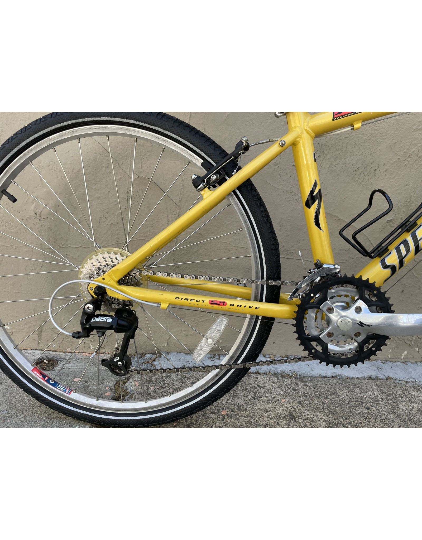 Specialized Specialized Hardrock Comp Vintage, 2001, Yellow, 15 Inches