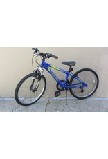Columbia Columbia Trailhead 24 Youth, 12.5 Inches, Blue