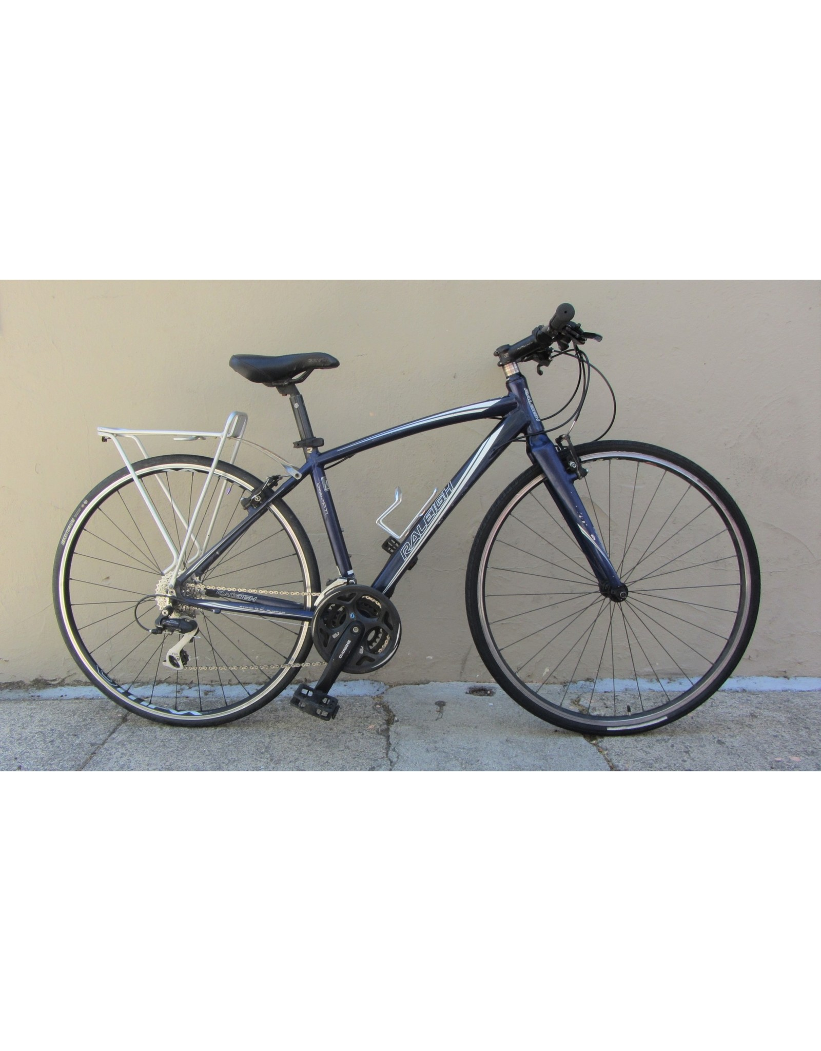 Raleigh Raleigh Cadent FT1 Hybrid, 2011, Blue 18 Inches