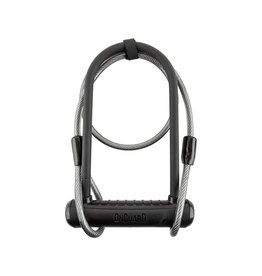 ONGUARD OnGuard Neon 8154 U-Lock with Cable
