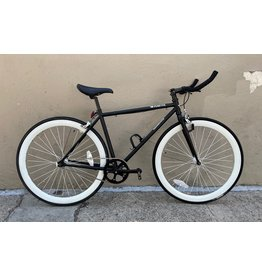 Pure Cycles Pure Cycles Pure Fix  Original Series Single Speed / Fixie, 19 Inches, Black