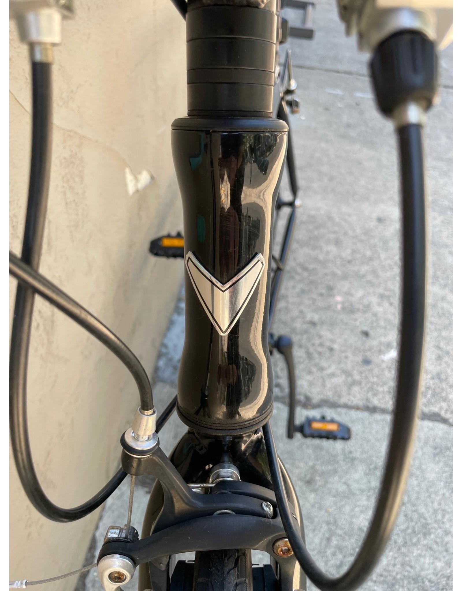 Vilano Vilano R2 Commuter, Black, 51cm