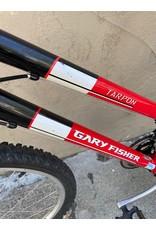 Gary Fisher Gary Fisher Tarpon, 2001, 18.5 Inch, Red
