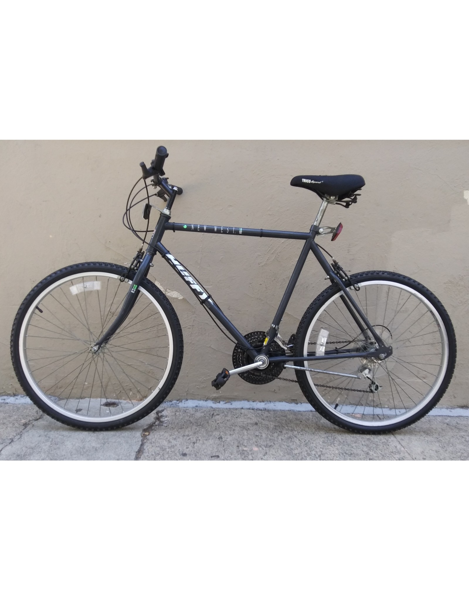 Huffy Huffy New West Vintage, 22.5 Inches, Gray