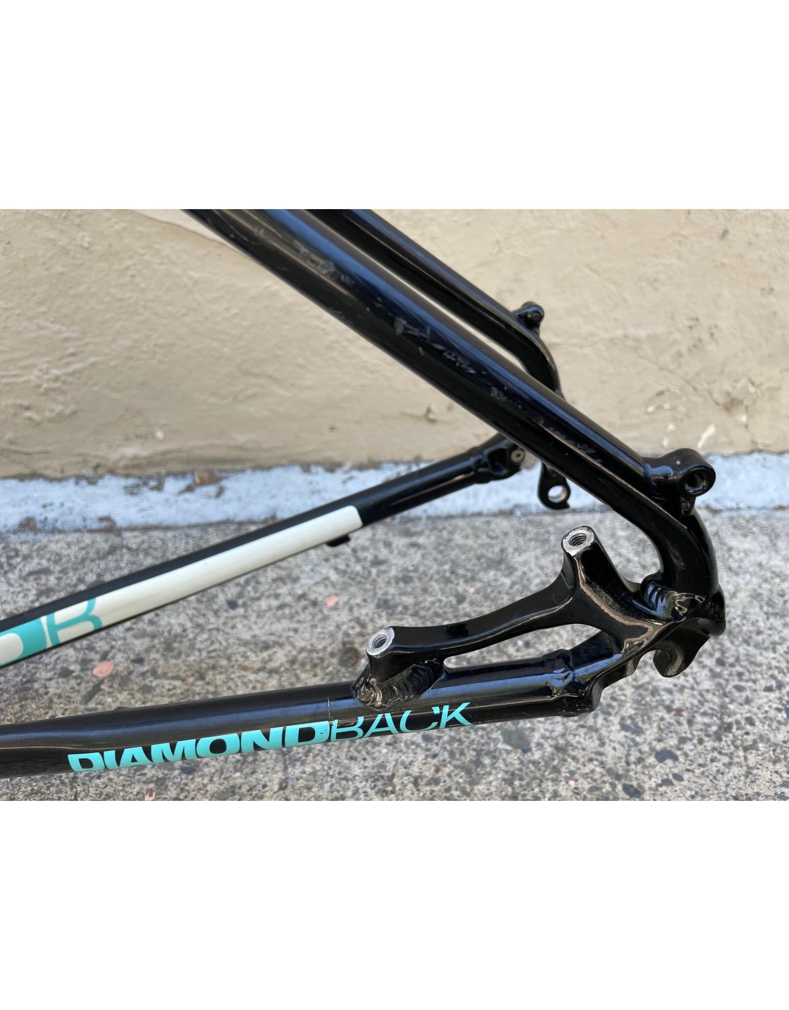 Diamondback Diamondback Haanjenn Metro Gravel Frame, Medium, Black