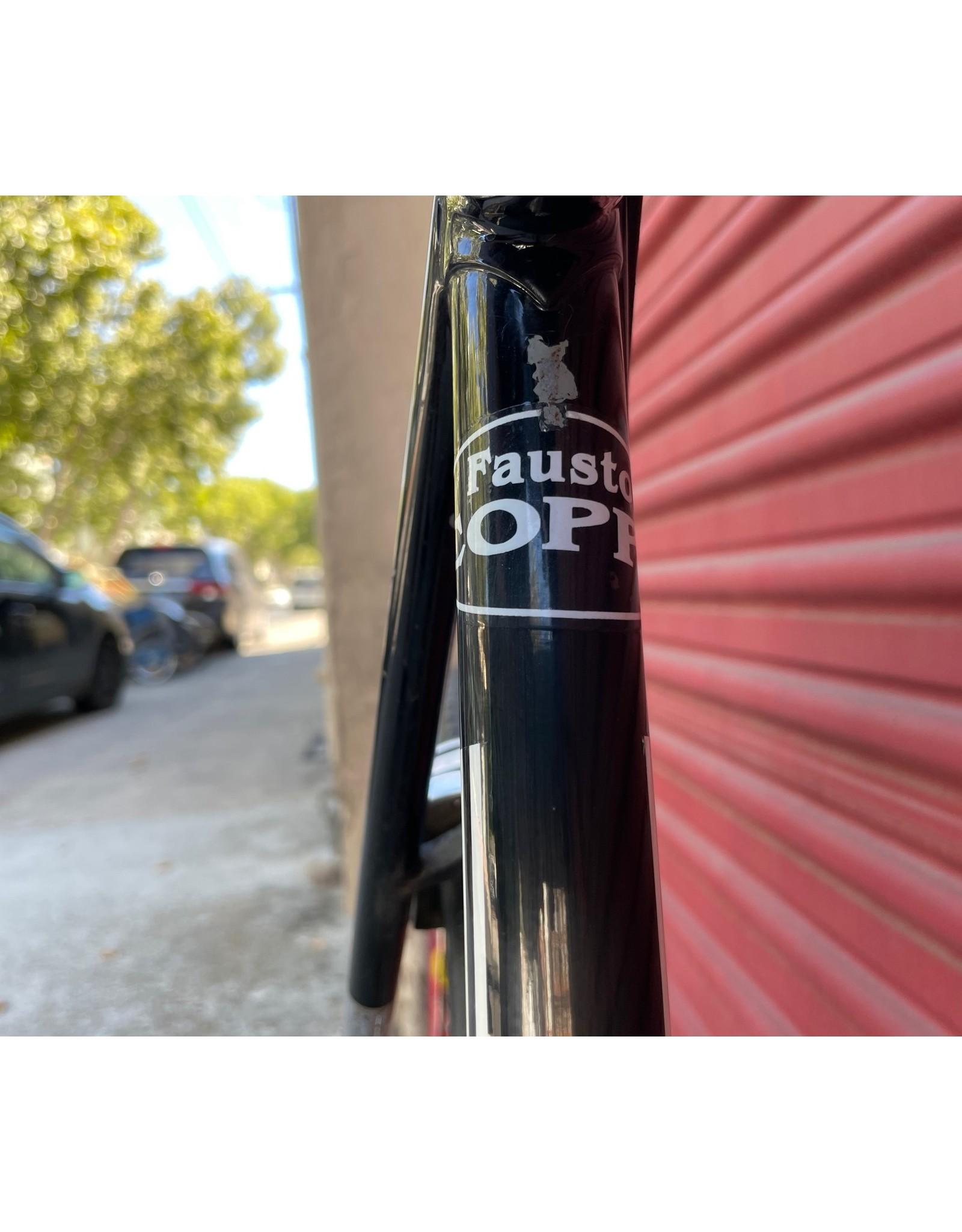 Masciaghi Masciaghi Fausto Coppi Vintage, 56cm, Black