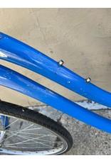 Schwinn Schwinn Voyageur 7 Step-Through, 13 Inches, Blue