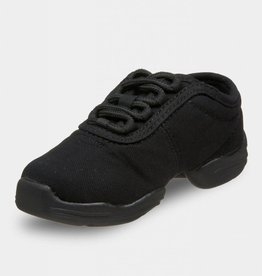 CAPEZIO CANVAS SPLIT SOLE DANSNEAKER (DS03)