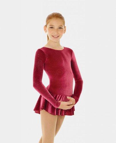 MONDOR VELVET SKATE DRESS (53402)