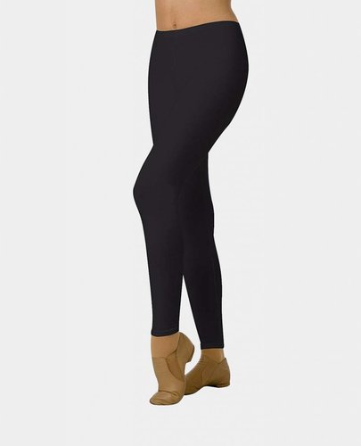 BODY WRAPPERS 121-COTTON FOOTLESS PANT