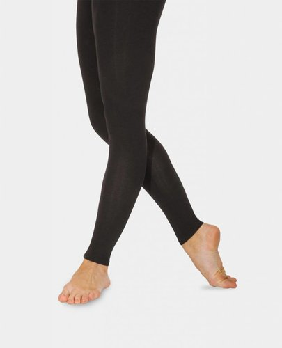 CAPEZIO ULTRA SOFT FOOTLESS