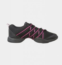BLOCH CRISS CROSS SPLIT SOLE DANCE SNEAKER (SO524)
