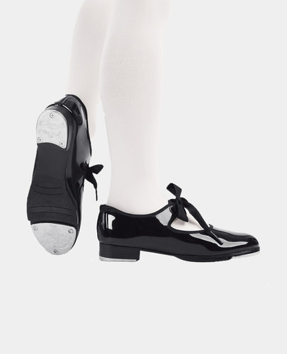 CAPEZIO JR. TYETTE TAP SHOES (N625)