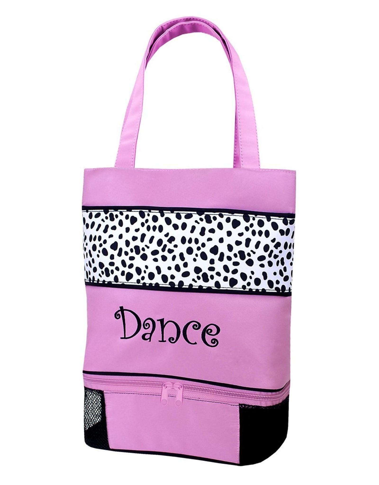 SASSI DALMATIAN DANCE TOTE BAG (DAL-01)