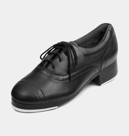 BLOCH JASON SAMUEL SMITH LEATHER OXFORD BUILD UP LADIES TAP SHOES (SO313L)