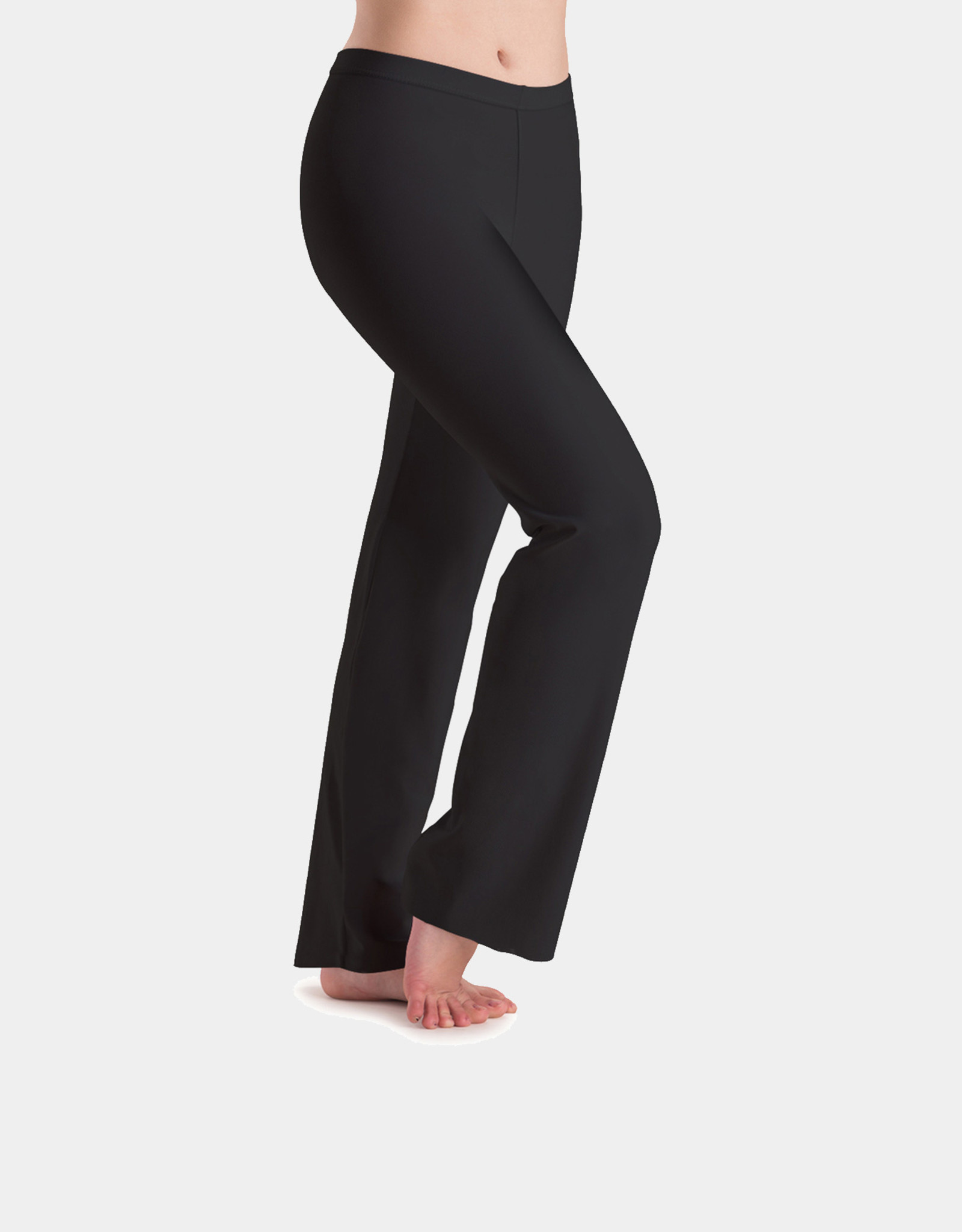 MOTIONWEAR DANCE BLACK JOGGER (4689)