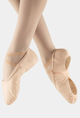 SANSHA PRO CANVA SPLIT SOLE BALLET SLIPPERS (1C)