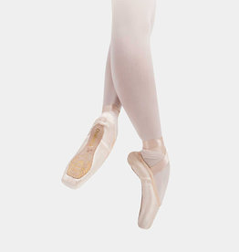 SANSHA GLORIA LIGHT 3/4 SHANK POINTE SHOES (601)
