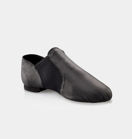 CAPEZIO E-SERIES LEATHER SLIP ON JAZZ SHOES (EJ2C)