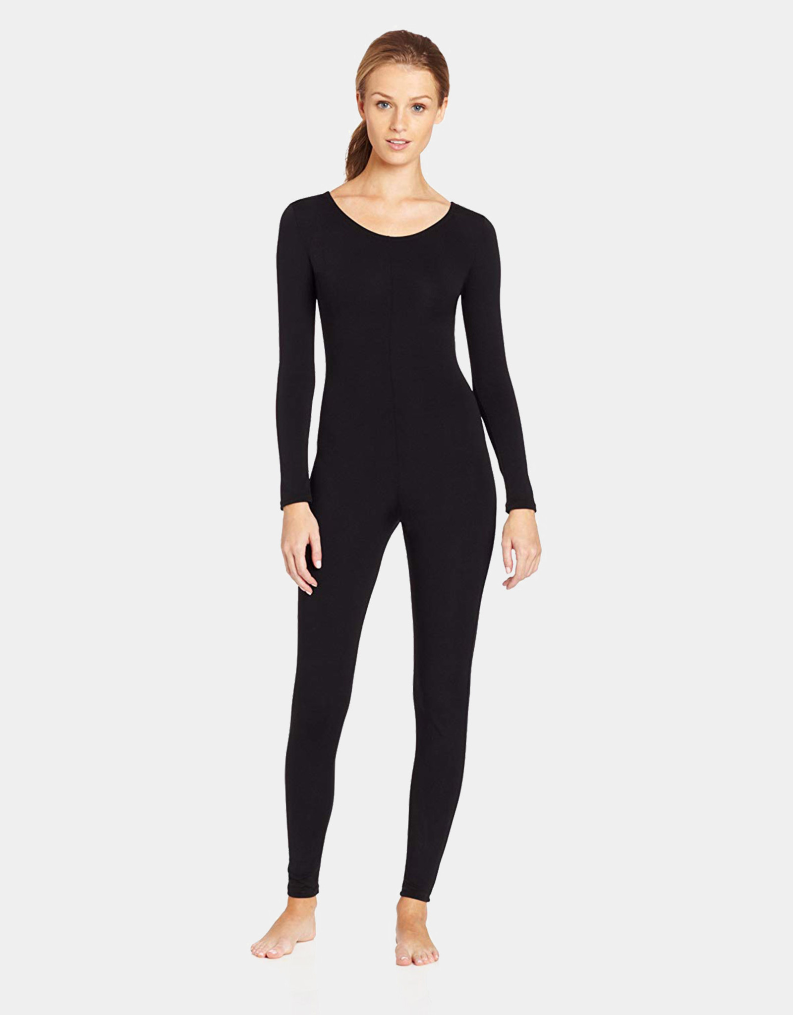 BODY WRAPPERS TOTAL STRETCH UNDERWRAPS LONG SLEEVE UNITARD (MT217)