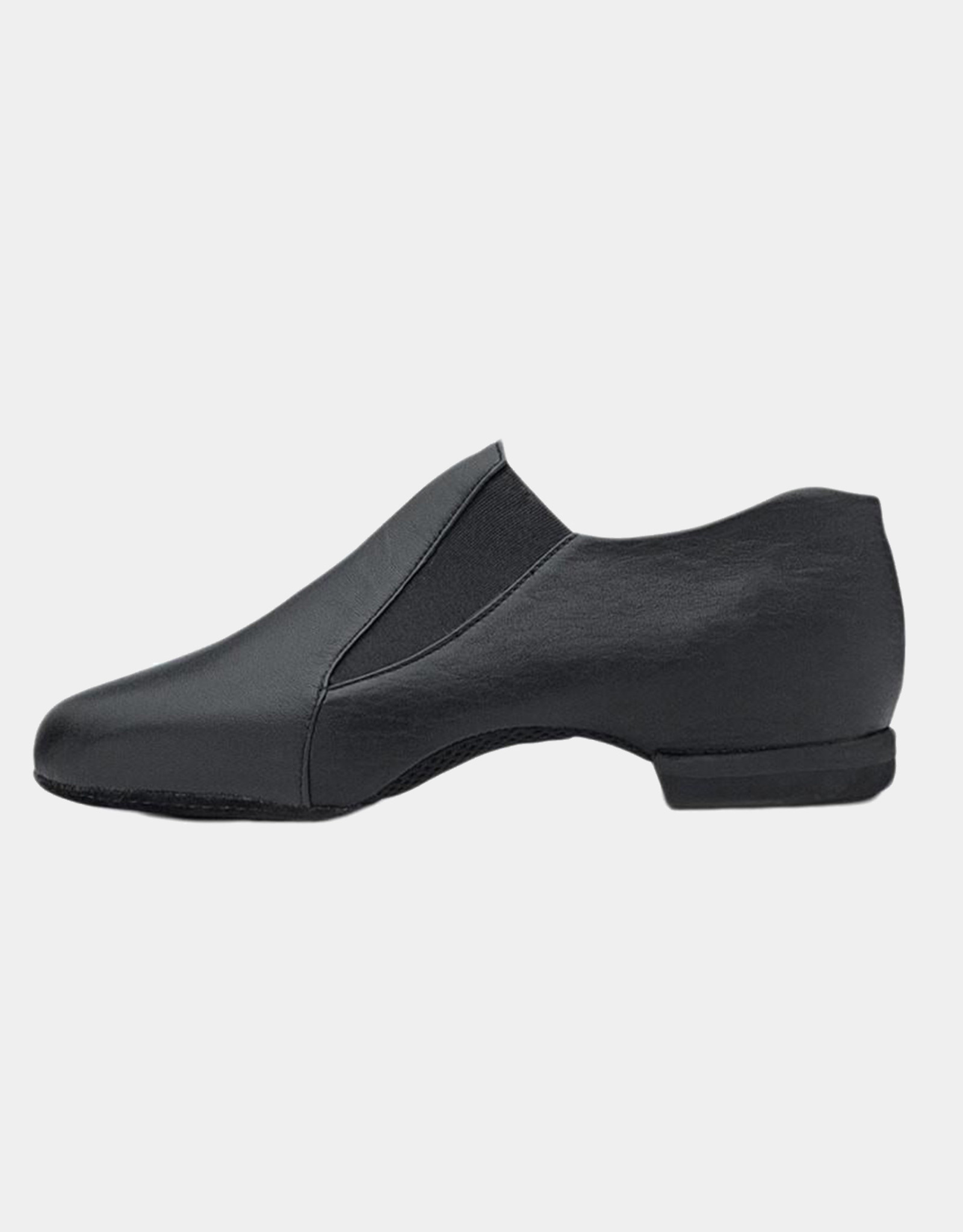 BLOCH ENDURO TECH BOOT SLIP ON LEATHER JAZZ SHOES (SO480L)
