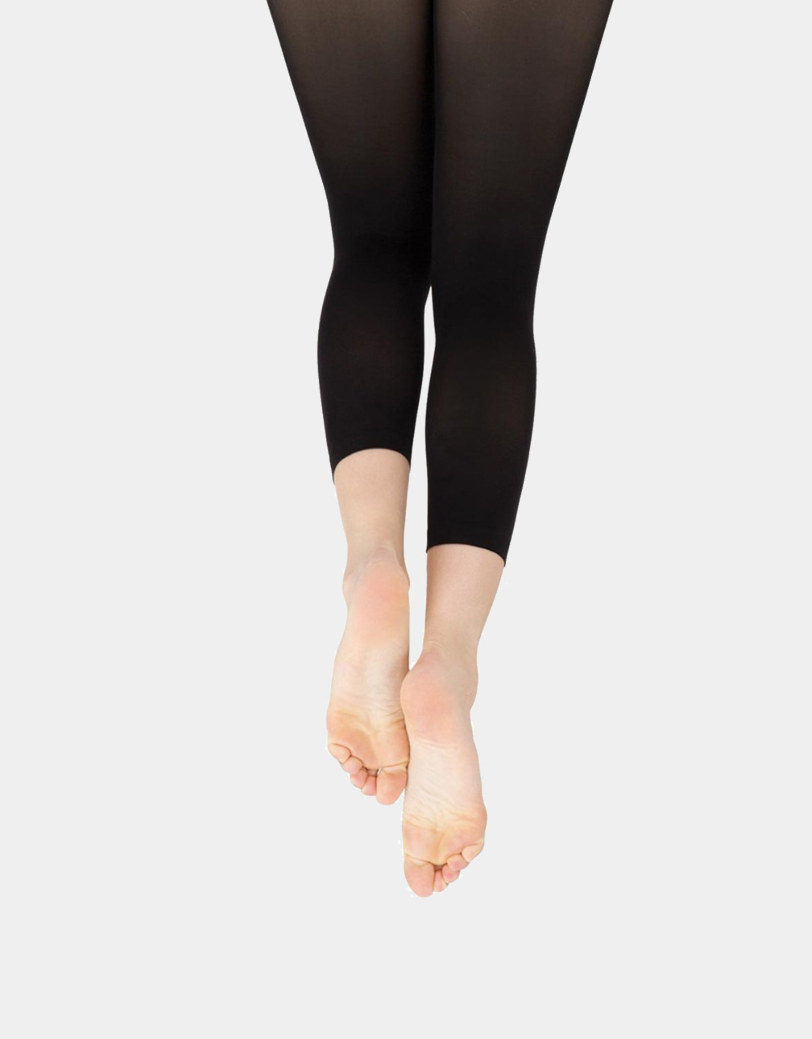 CAPEZIO CHILD ULTRA SOFT SELF KNIT WAISTBAND FOOTLESS TIGHT (1917C)