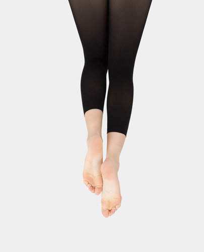 CAPEZIO ULTRA SOFT SELF KNIT WAISTBAND FOOTLESS TIGHT (1917C)