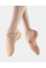 SO DANCA LEATHER SPLIT SOLE BALLET SLIPPERS (SD60)