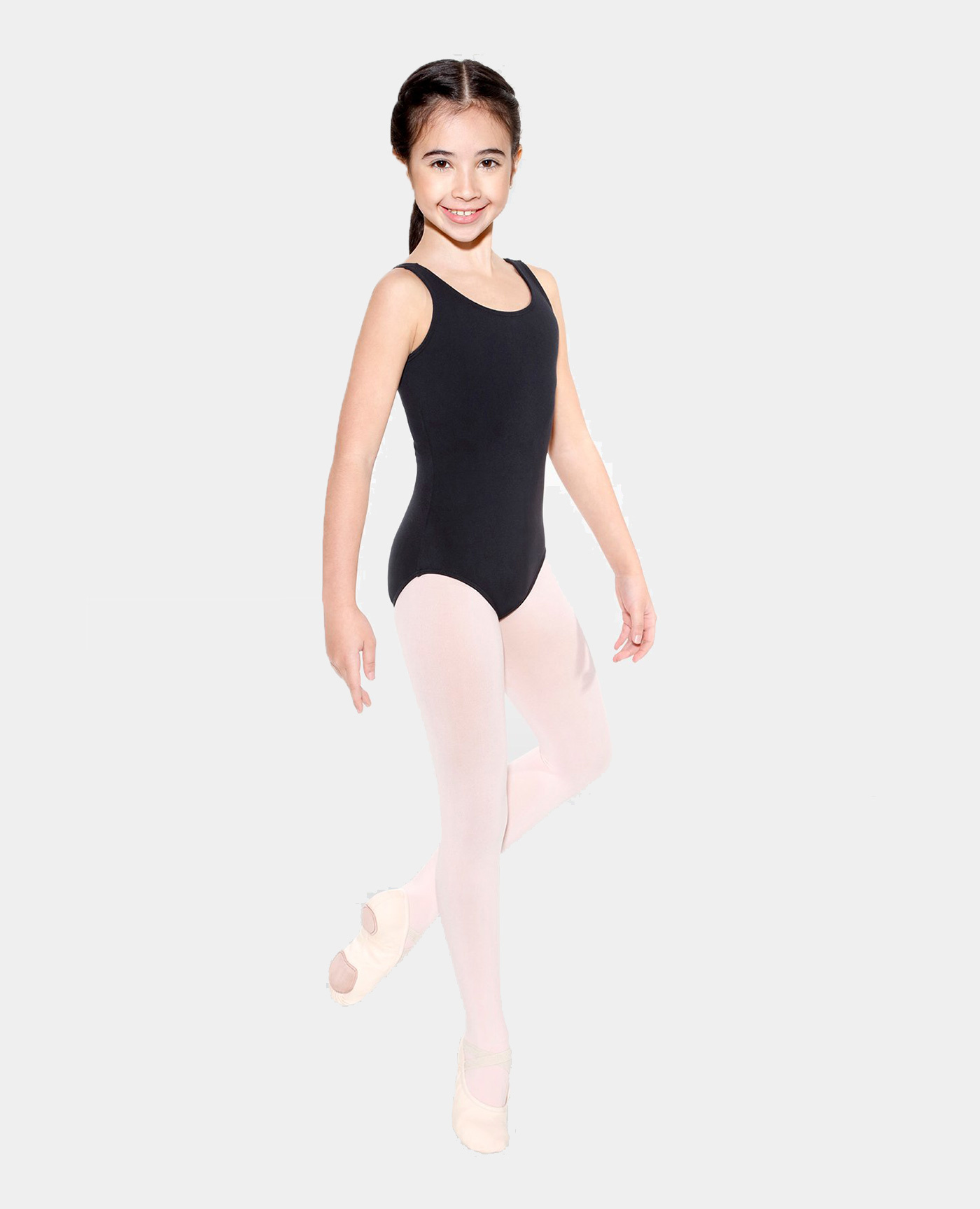 SO DANCA LIVY TANK LEOTARD (SL-09)