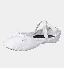 CAPEZIO MR JAMES SOULIER DE BALLET BI-SEMELLE EN CANEVAS STRETCH (2022)
