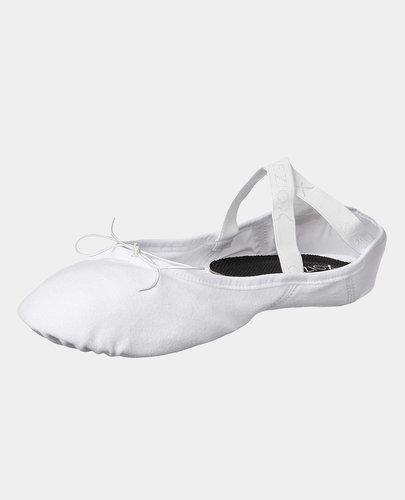 CAPEZIO MR JAMES SPLIT SOLE STRETCH CANVAS BALLET SLIPPERS (2022)