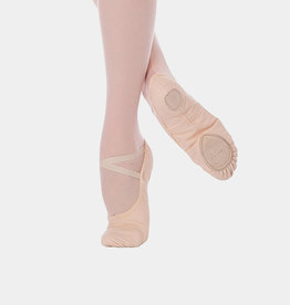 ANGELO LUZIO WENDY CHAUSSONS DE BALLET ENFANT EN TOILE STRETCH (246C)