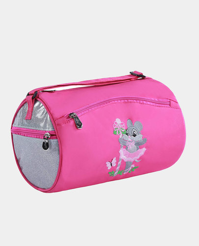 SASSI BALLERINA MICE SMALL ROLL DUFFEL