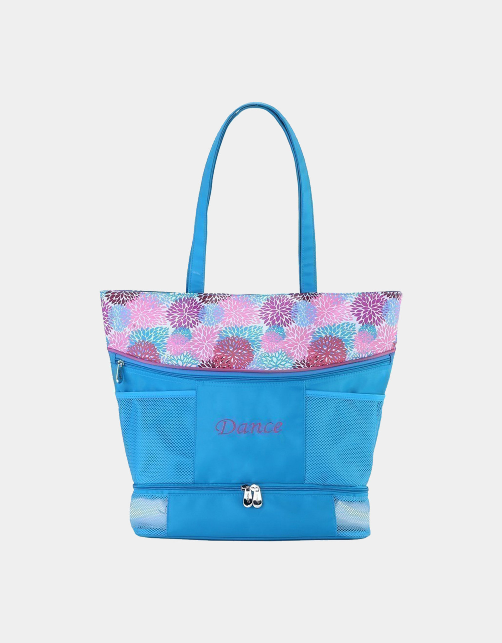SASSI BLOOMS MEDIUM TOTE BAG (BLM-01)