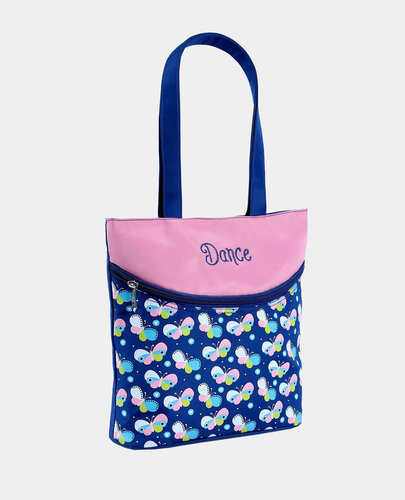 SASSI BUTTERFLY SMALL TOTE BAG (BFL-01)