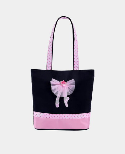 SASSI ON YOUR TOES SMALL TOTE
