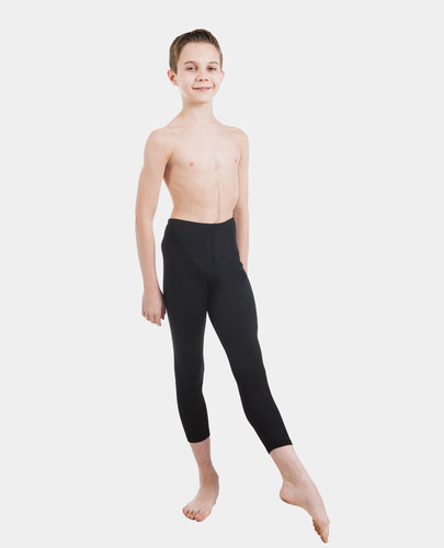 BODY WRAPPERS CHILDREN CROP PANT